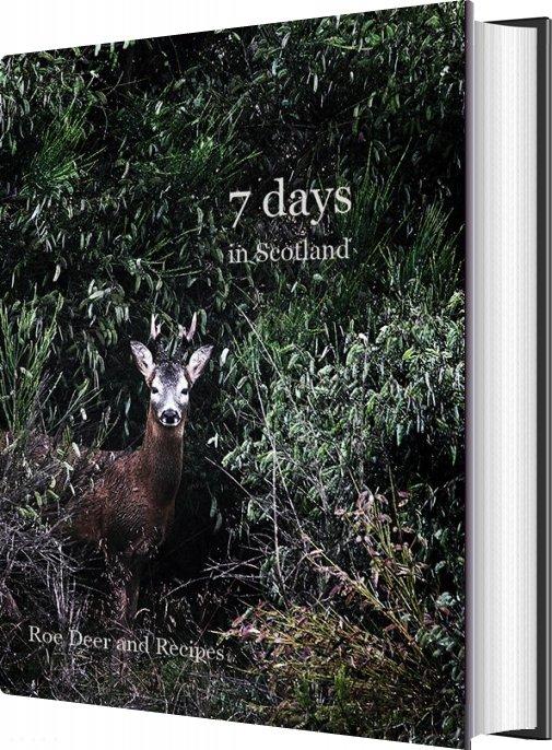 Image of   7 Days In Scotland - Nils J. Eilersen - Bog