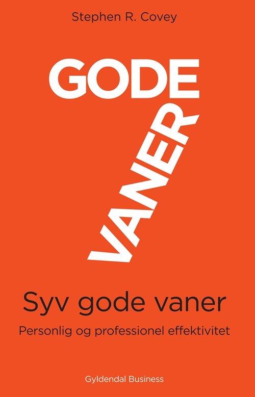Image of   7 Gode Vaner. Sampak - Stephen R. Covey - Bog