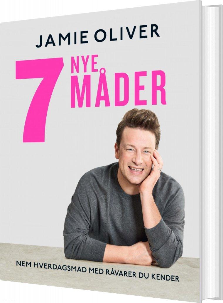 7 Nye Måder - Jamie Oliver - Bog