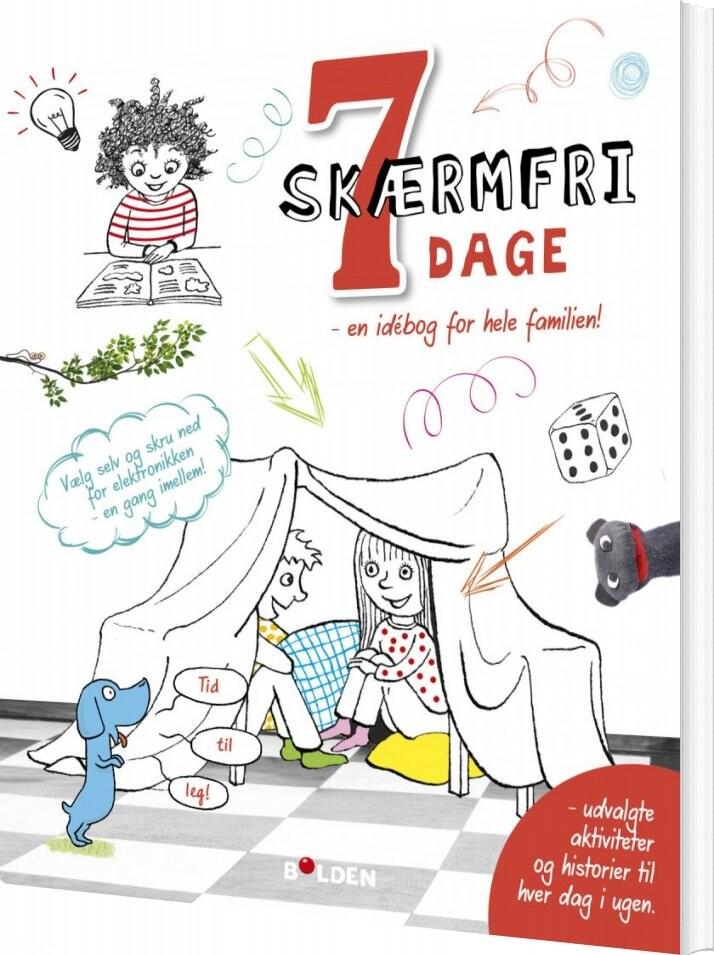 Image of   7 Skærmfri Dage - Diverse - Bog