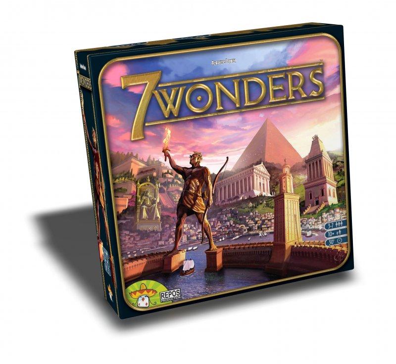 7 Wonders - Spil / Brætspil