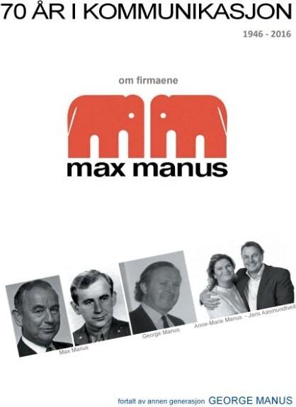 Image of   70 år I Kommunikasjon - George Manus - Bog
