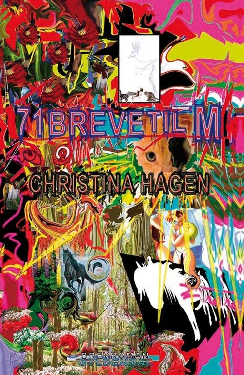 Image of   71 Breve Til M - Christina Hagen - Bog