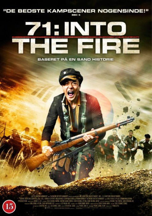 Image of   71: Into The Fire - DVD - Film