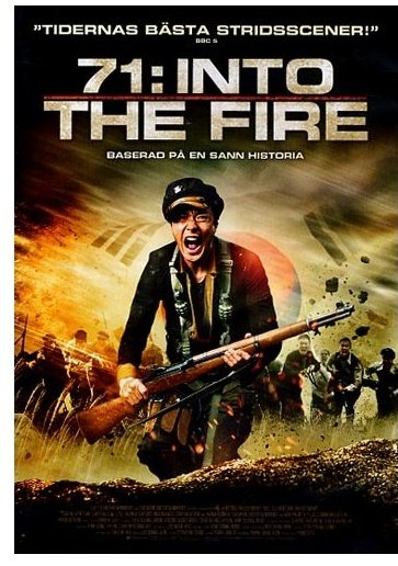 Image of   71 Into The Fire - DVD - Film