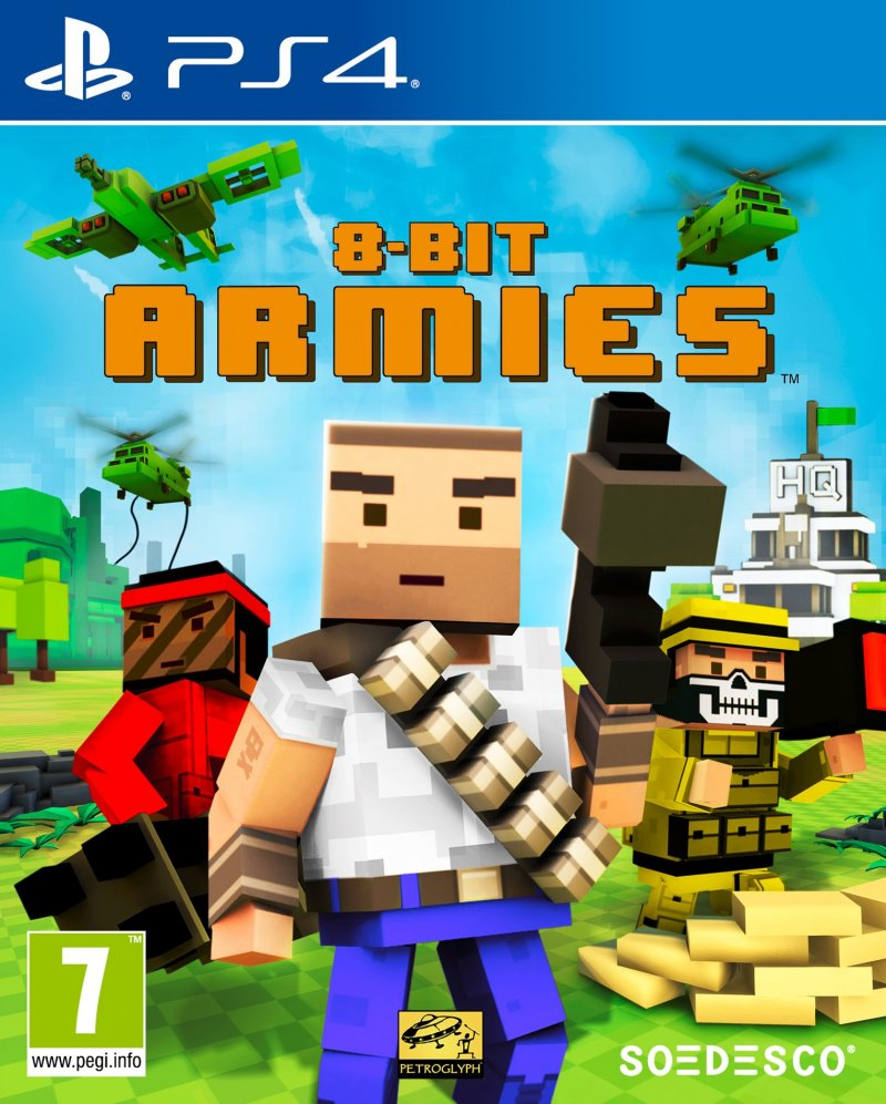 Image of   8-bit Armies - PS4