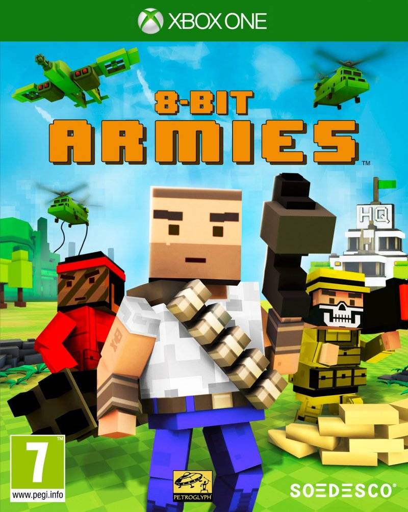 Image of   8-bit Armies - Xbox One