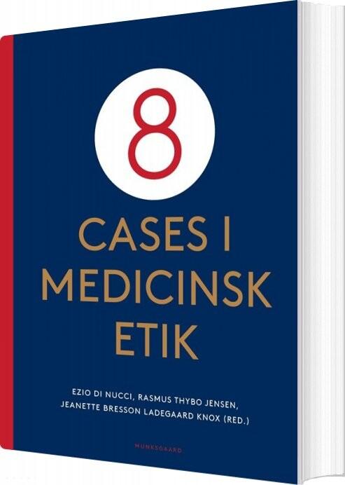 Image of   8 Cases I Medicinsk Etik - Lars Poulsen - Bog