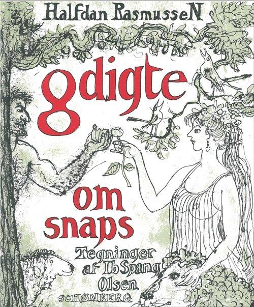 Billede af 8 Digte Om Snaps - Ib Spang Olsen - Bog