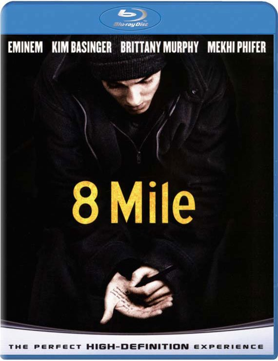 Image of   8 Mile - Blu-Ray