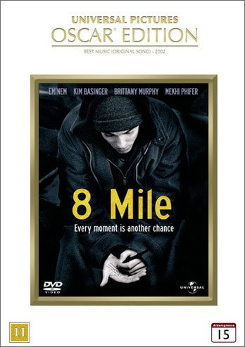 Image of   8 Mile - Oscar Edition - DVD - Film