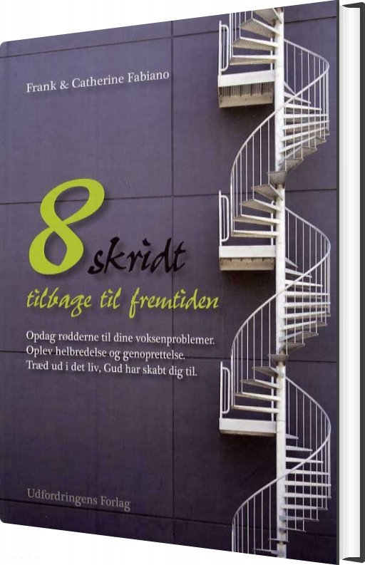 Image of   8 Skridt Tilbage Til Fremtiden - Frank - Bog