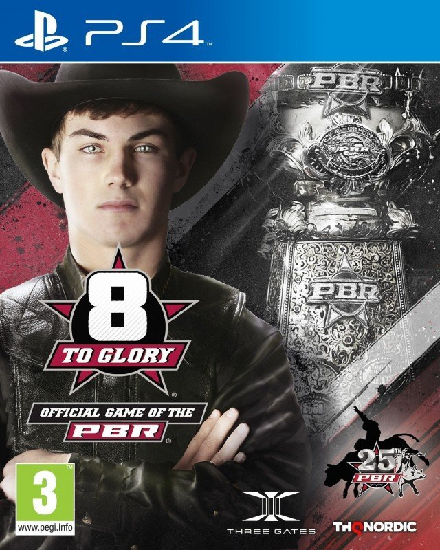 Image of   8 To Glory - PS4