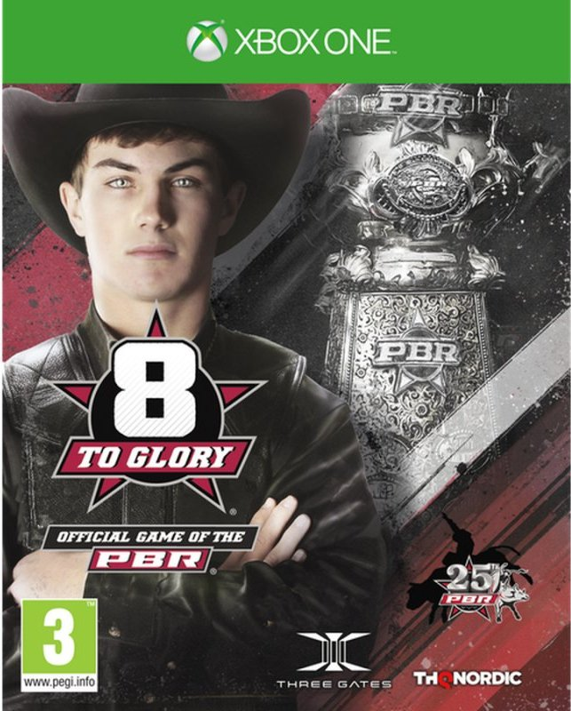Image of   8 To Glory - Xbox One