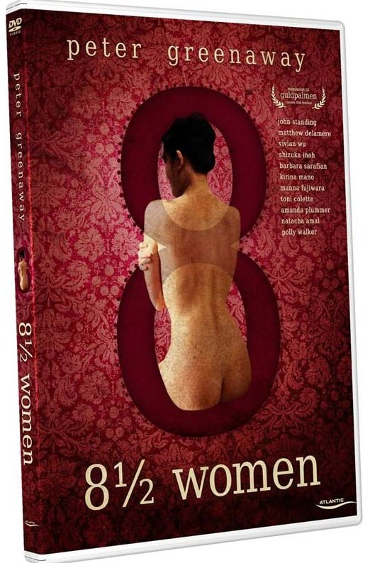 Image of   8½ Women - DVD - Film