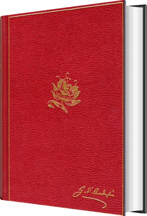 Image of   80 Fairy Tales - Rød - H.c. Andersen - Bog