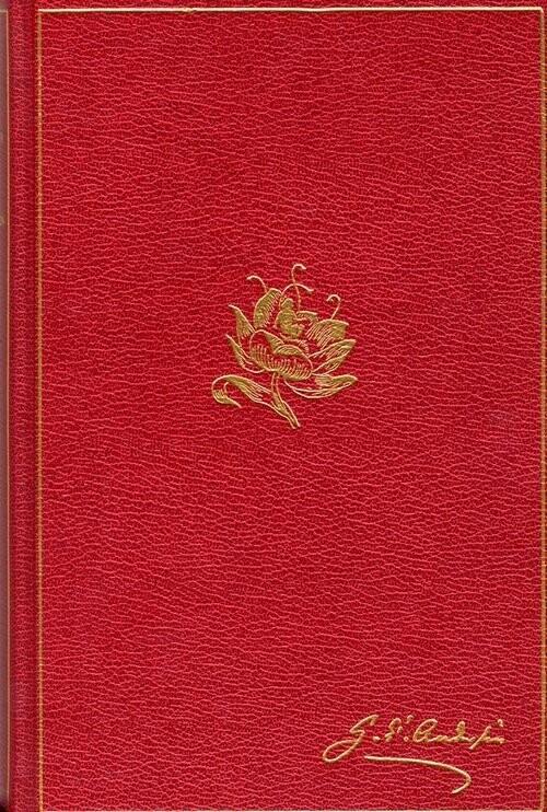 Image of   80 Fairy Tales [rød] - H.c. Andersen - Bog