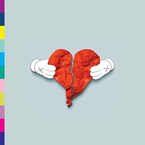 Kanye West - 808s & Heartbreak - Deluxe - Vinyl / LP
