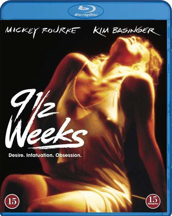 Image of   9 1/2 Weeks - Blu-Ray