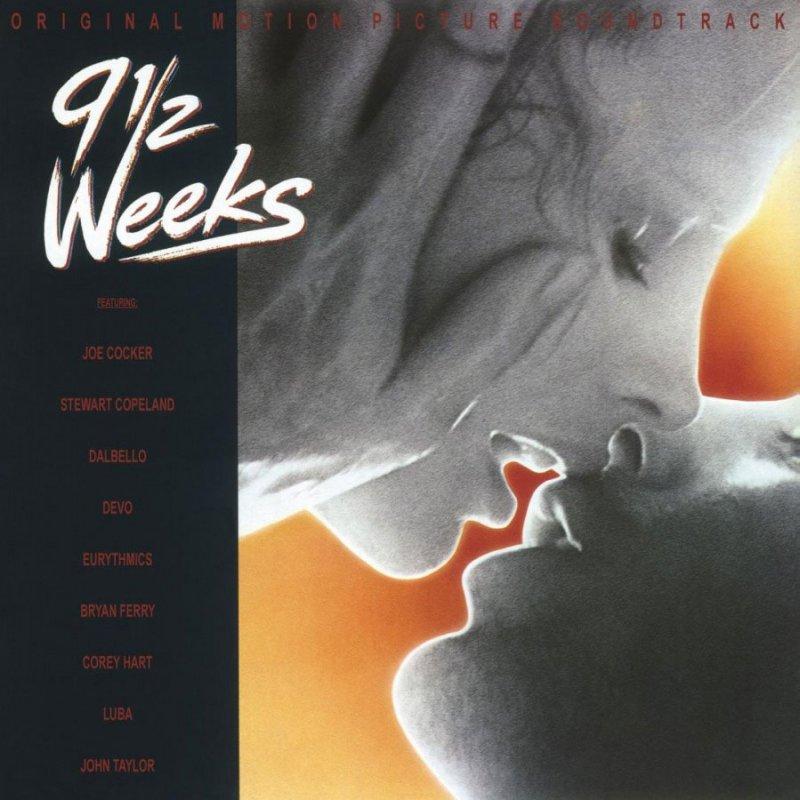 Image of   9 1/2 Weeks Soundtrack - Vinyl / LP