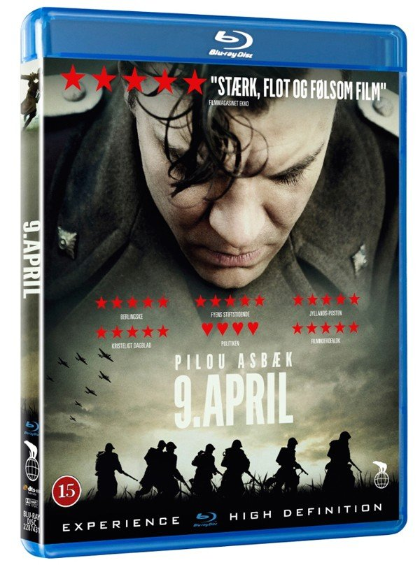 Image of   9. April - Blu-Ray