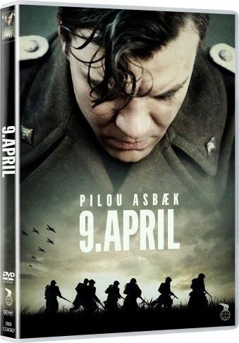 Image of   9. April - Pilou Asbæk - DVD - Film