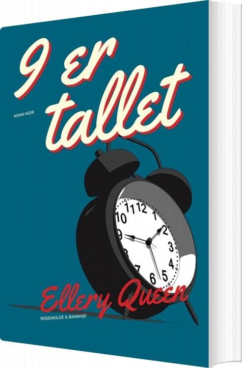 Image of   9 Er Tallet - Ellery Queen - Bog
