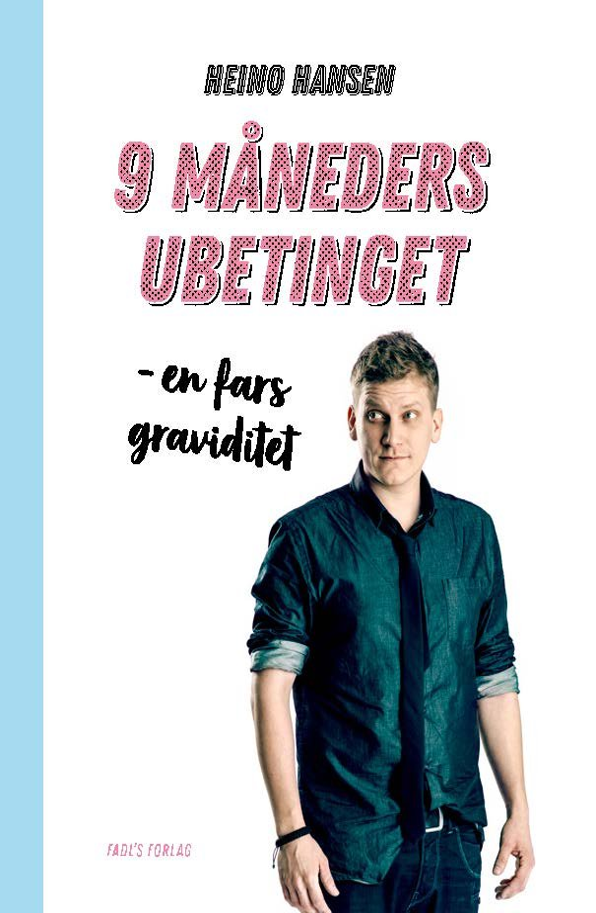 Image of   9 Måneders Ubetinget - Heino Hansen - Bog