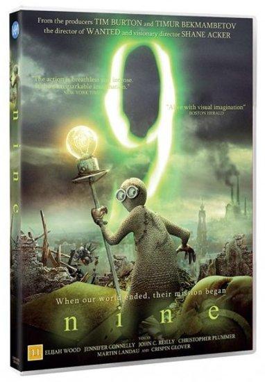 Image of   9 - Nine - DVD - Film