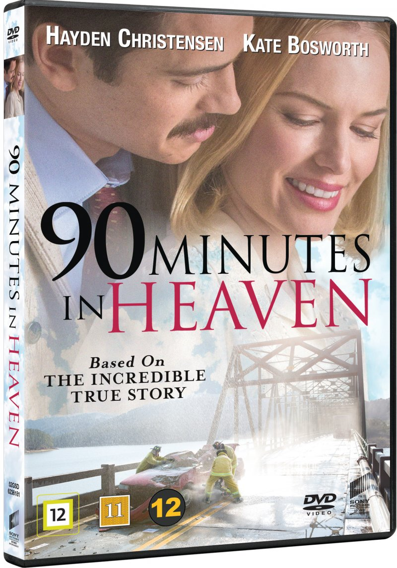 Image of   90 Minutes In Heaven - DVD - Film