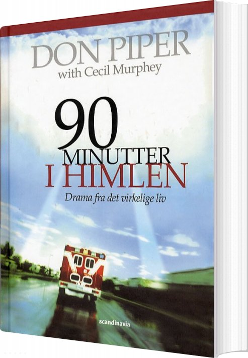 Image of   90 Minutter I Himlen - Don Piper - Bog