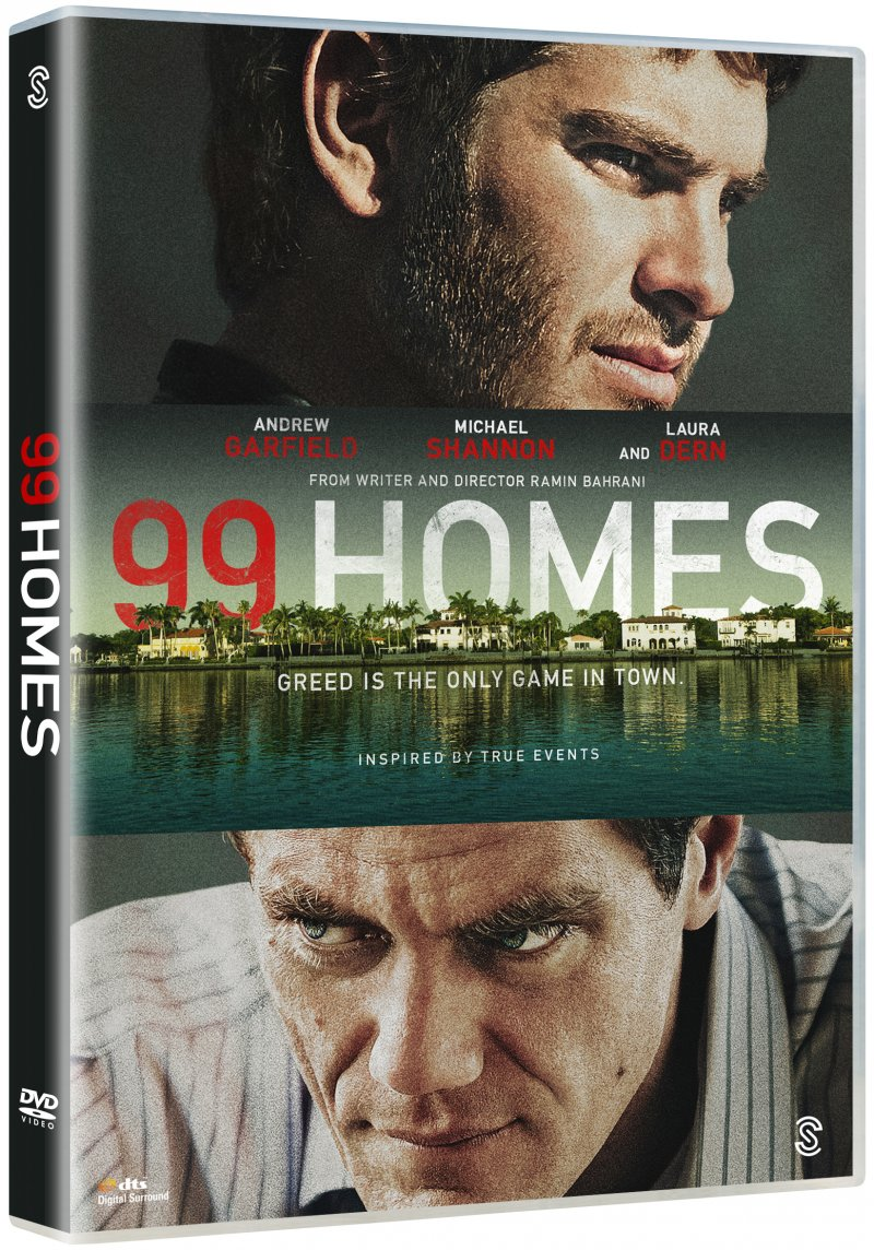 Image of   99 Homes - DVD - Film