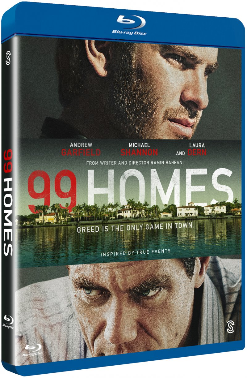 Image of   99 Homes - Blu-Ray