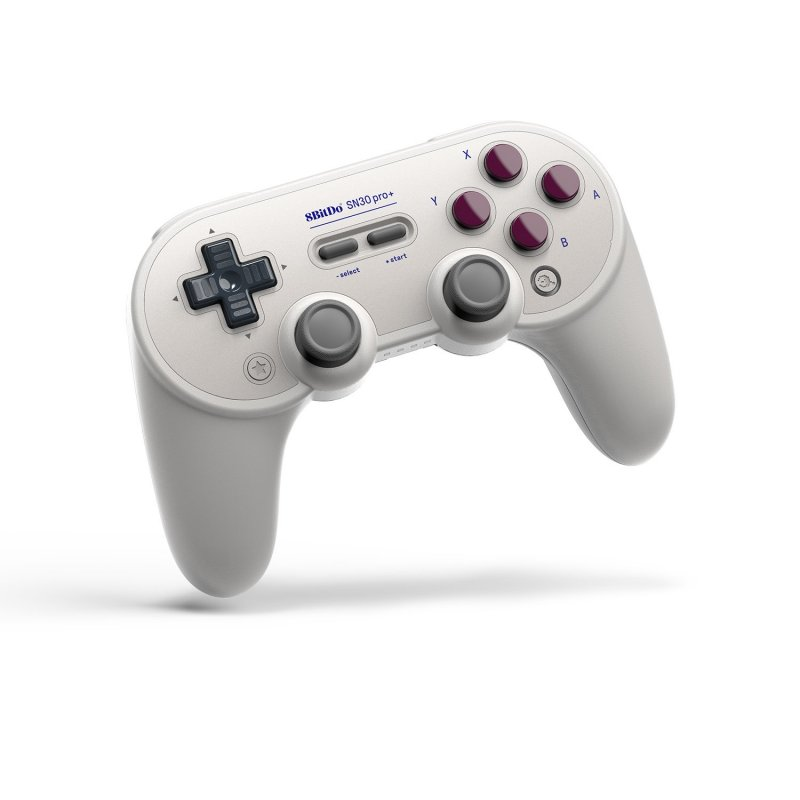 Image of   8bitdo Sn30 Pro+ Usb-c Gamepad Controller Til Pc - G Edition
