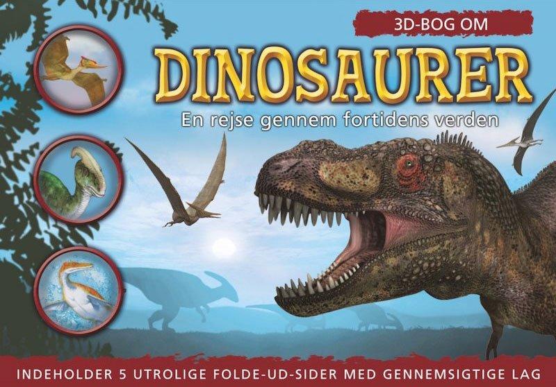 Image of   3d-bog Om Dinosaurer - Barbara Taylor - Bog