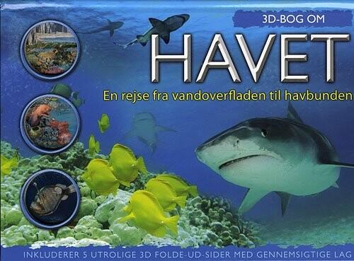 Image of   3d Bog Om Havet - Jen Green - Bog