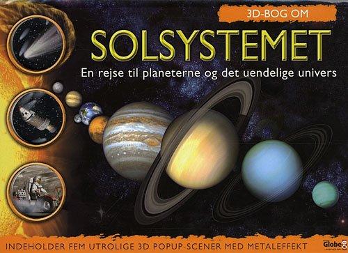 Image of   3d Bog Om Solsystemet - Ian Graham - Bog