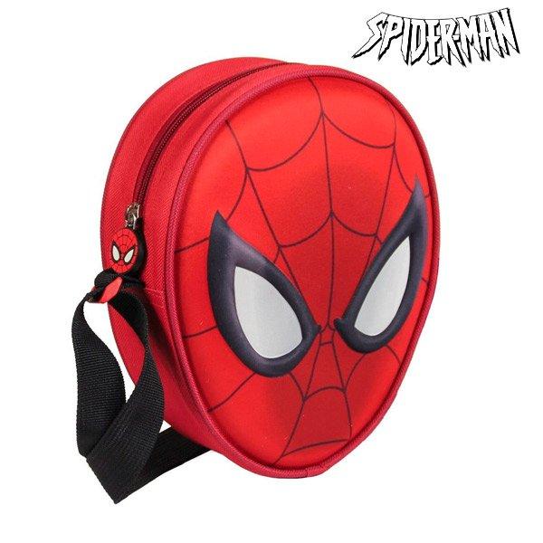 Image of   3d Spider-man Taske - 14x18x5.5 Cm.