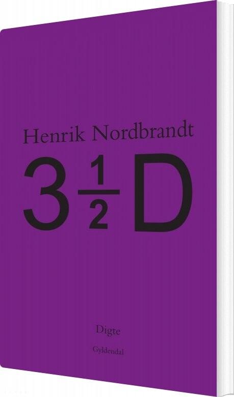 Image of   3½d - Henrik Nordbrandt - Bog