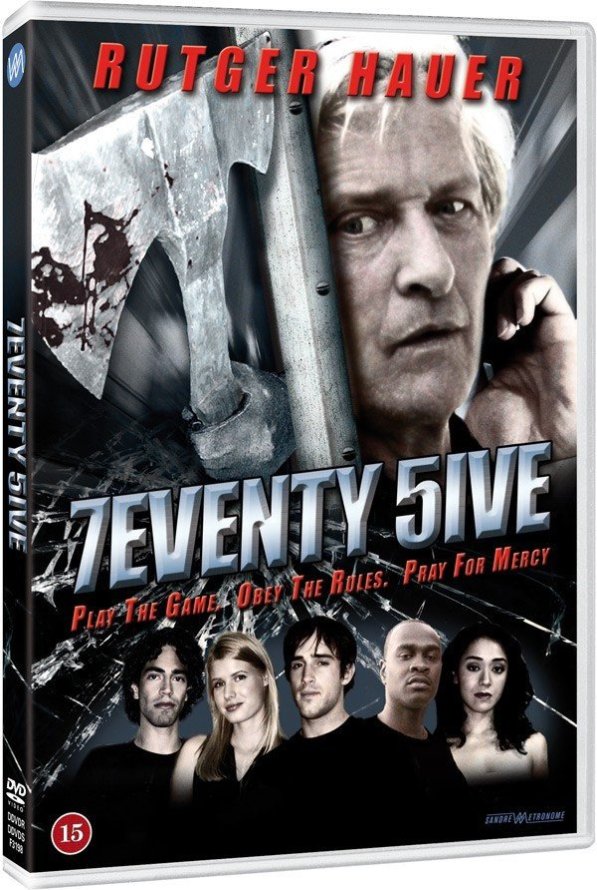 Image of   7eventy 5ive - DVD - Film