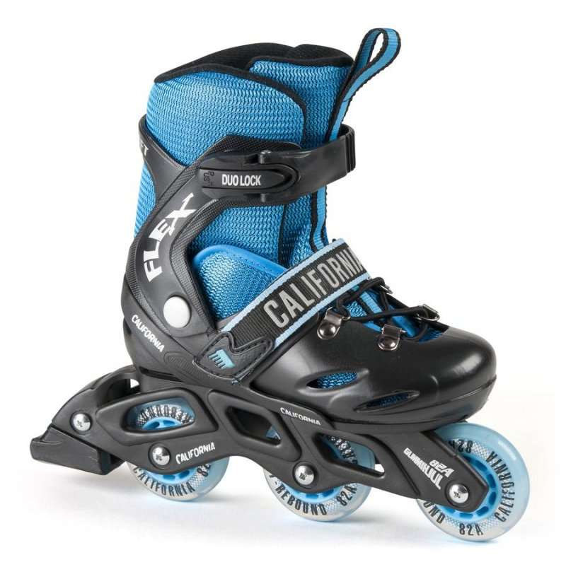 Flex Blackboy Rulleskøjter, 3 wheeler, rulleskøjter 3 hjul