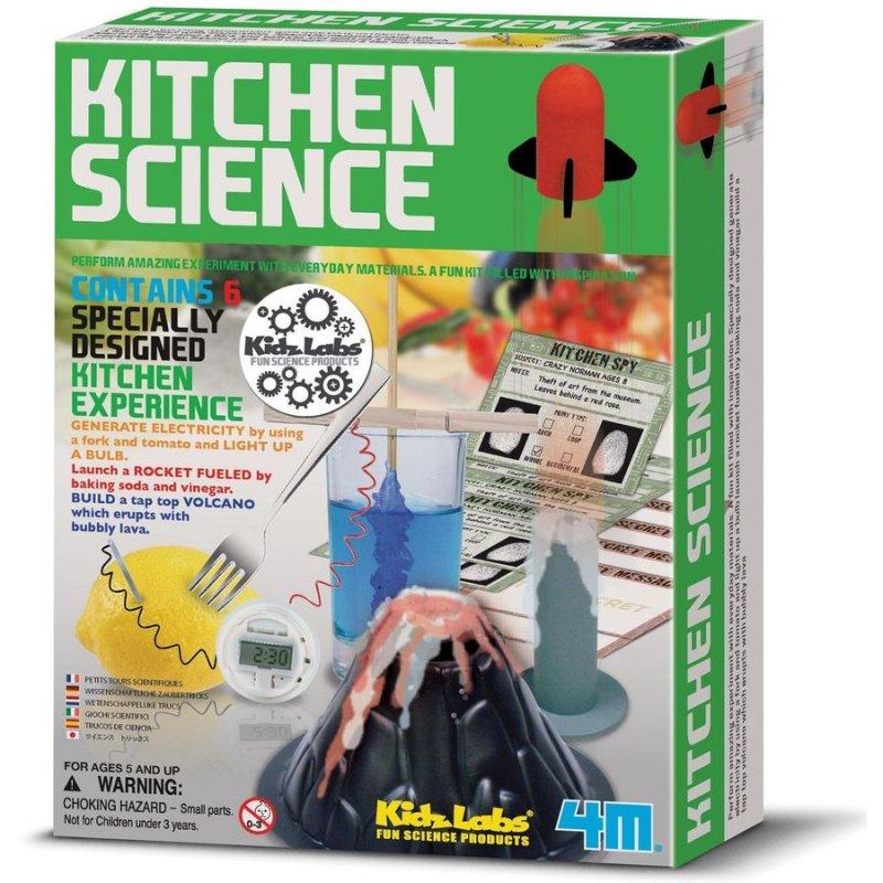 4m Kidzlabs - Køkken Eksperimenter