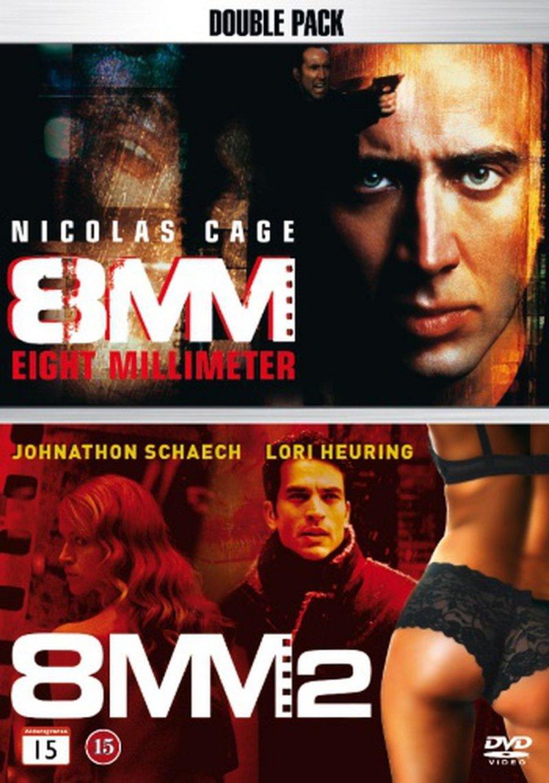 Image of   8mm // 8 Mm 2 - DVD - Film