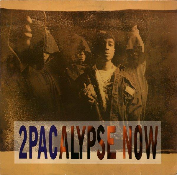 Image of   2pac - 2pacalypse Now - Vinyl / LP
