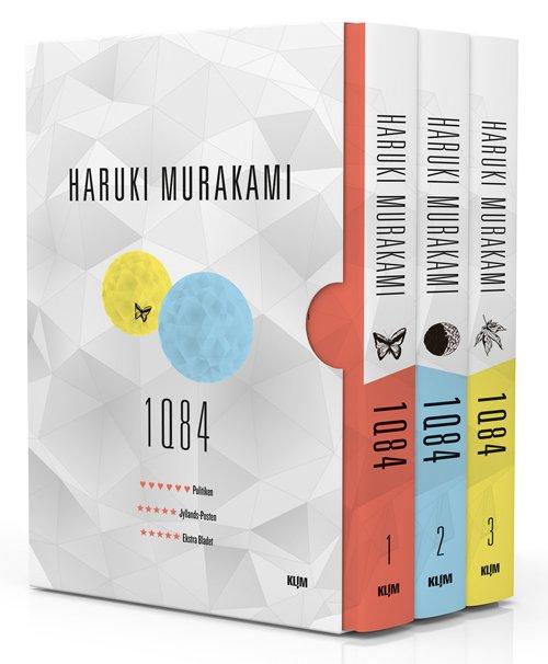 Image of   1q84 Bog 1-3 () - Haruki Murakami - Bog