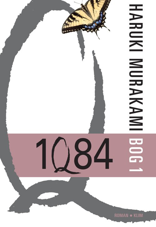 Image of   1q84 Bog 1 Mp3 - Haruki Murakami - Cd Lydbog