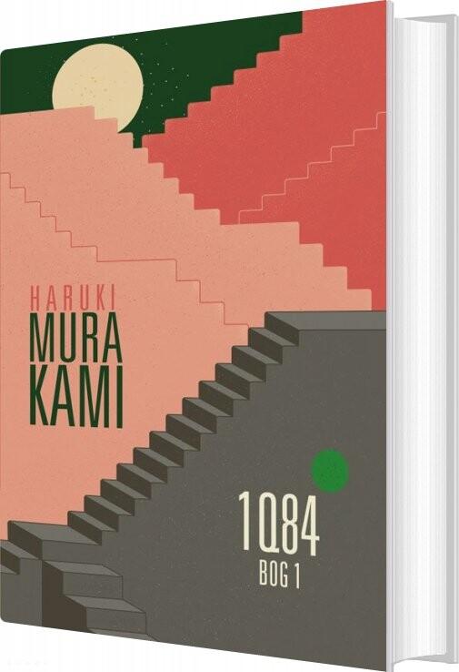 Billede af 1q84 Bog 1 - Haruki Murakami - Bog