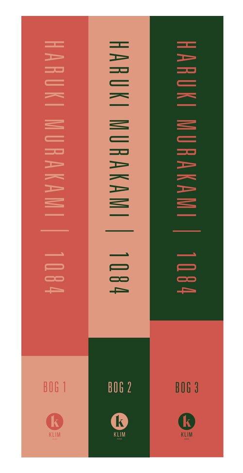 Billede af 1q84 - Bog 1 -3 - Haruki Murakami - Bog