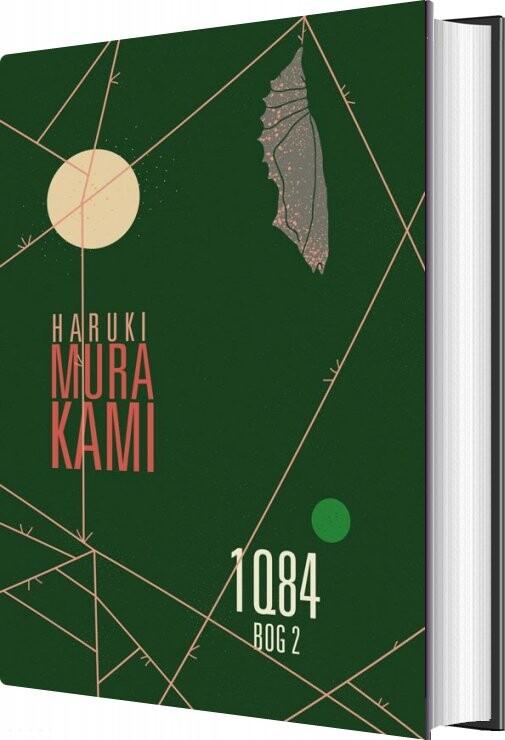 Billede af 1q84 Bog 2 - Haruki Murakami - Bog
