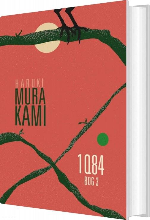 Billede af 1q84 Bog 3 - Haruki Murakami - Bog